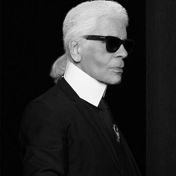 si spenge il grande karl lagerfeld icona del mondo alla moda