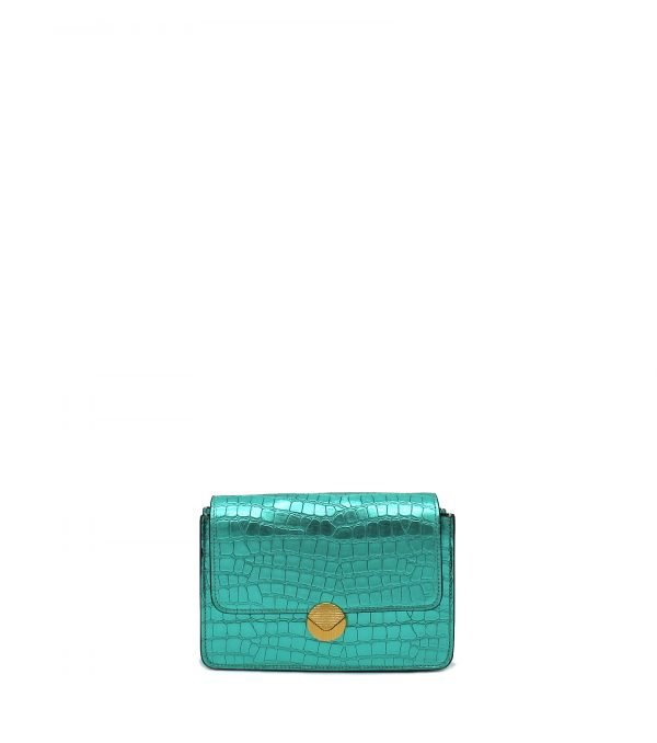 LIZZY CO SMALL LAM. MINT FRONTE
