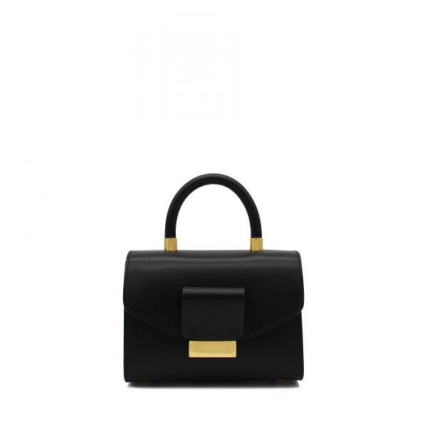 ANGIE SMALL BLACK FRONTE
