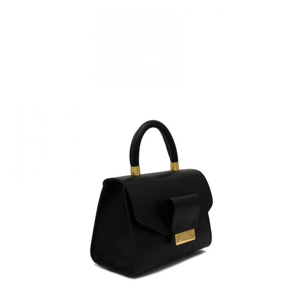 ANGIE SMALL BLACK LATERALE