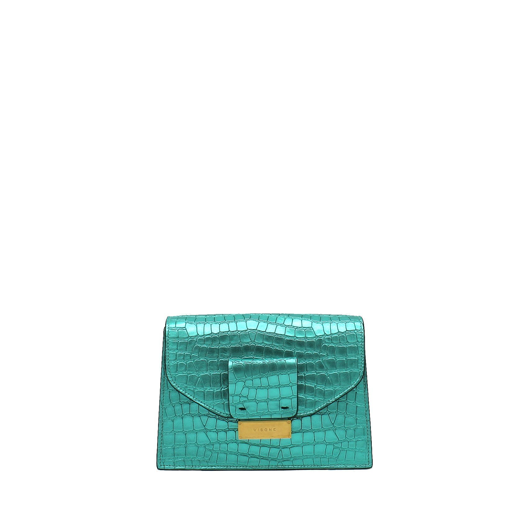 CARRIE CO SMALL LAM. MINT FRONTE
