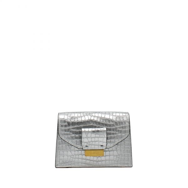 CARRIE CO SMALL LAM.SILVER FRONTE