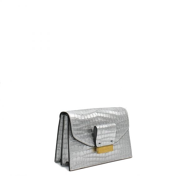 CARRIE CO SMALL LAM.SILVER LATERALE