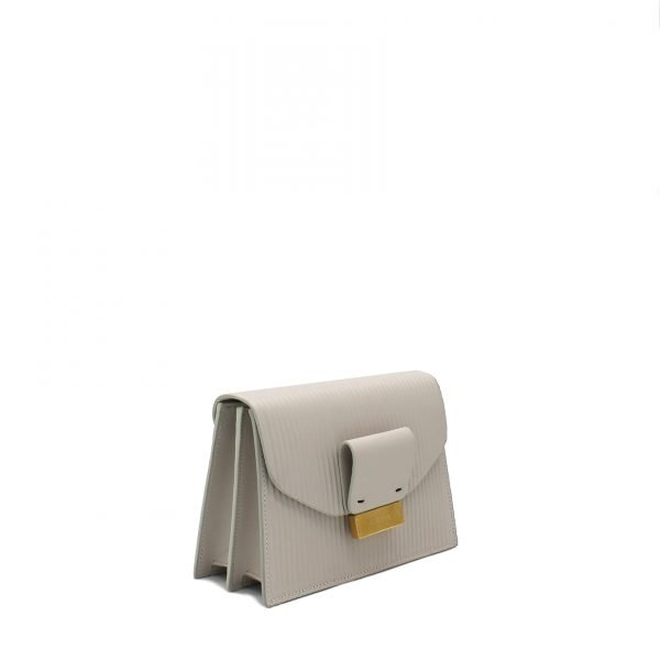 CARRIE ST SMALL OFF WHITE LATERALE