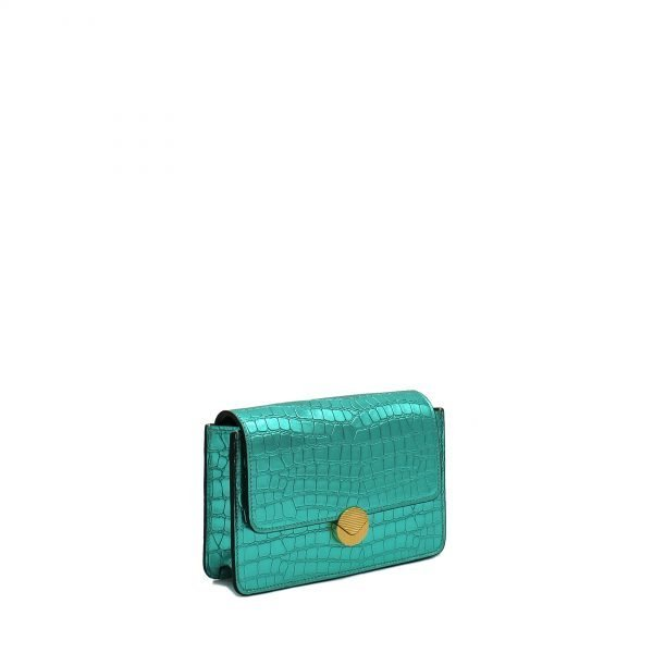LIZZY CO SMALL LAM. MINT LATERALE