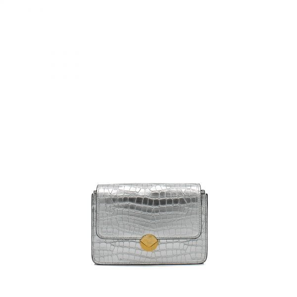 LIZZY CO SMALL LAM. SILVER FRONTE
