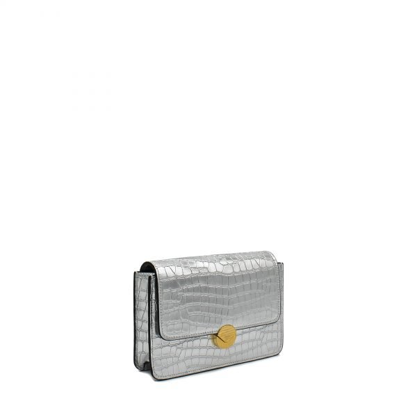 LIZZY CO SMALL LAM. SILVER LATERALE