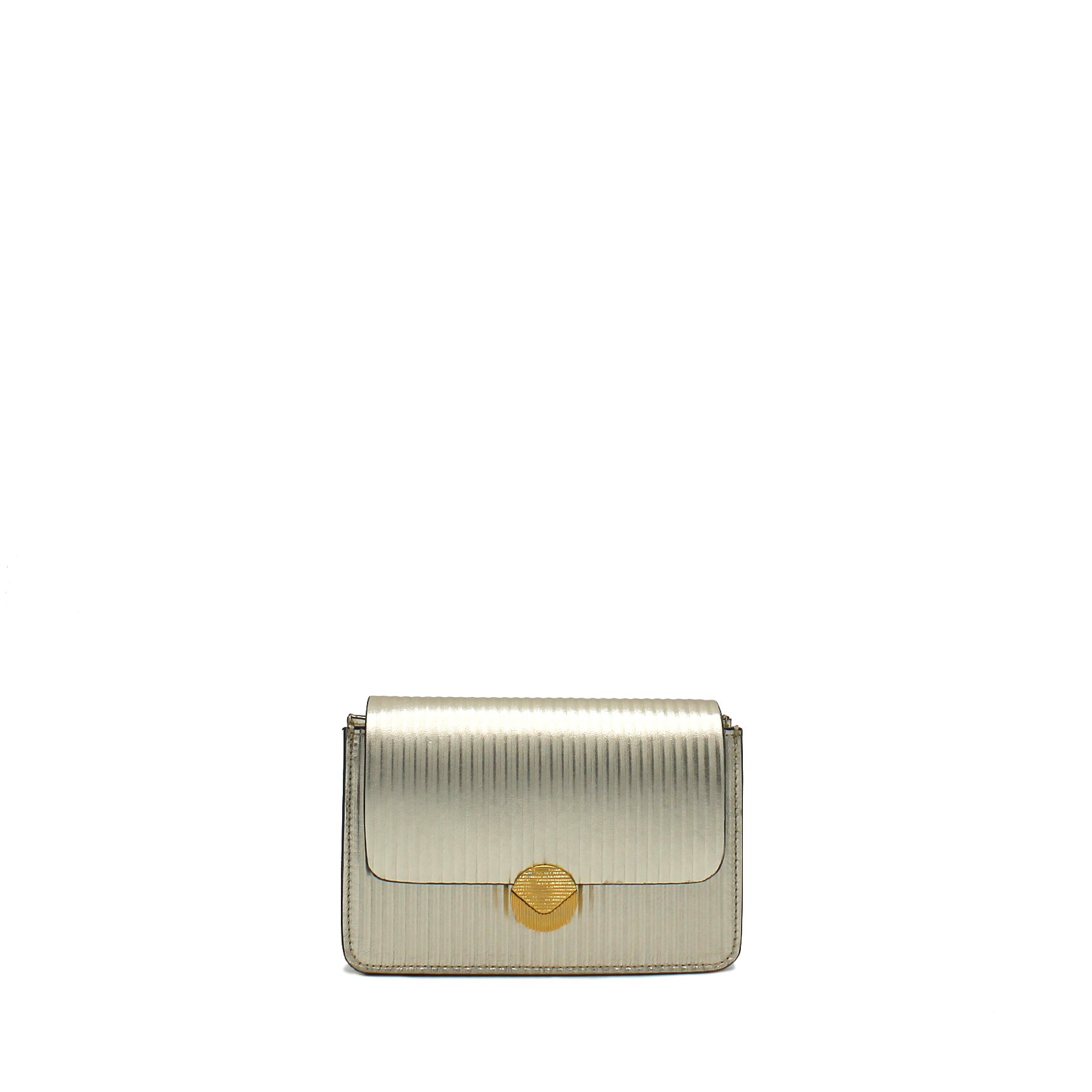 LIZZY ST SMALL LAM. LIGHT GOLD FRONTE